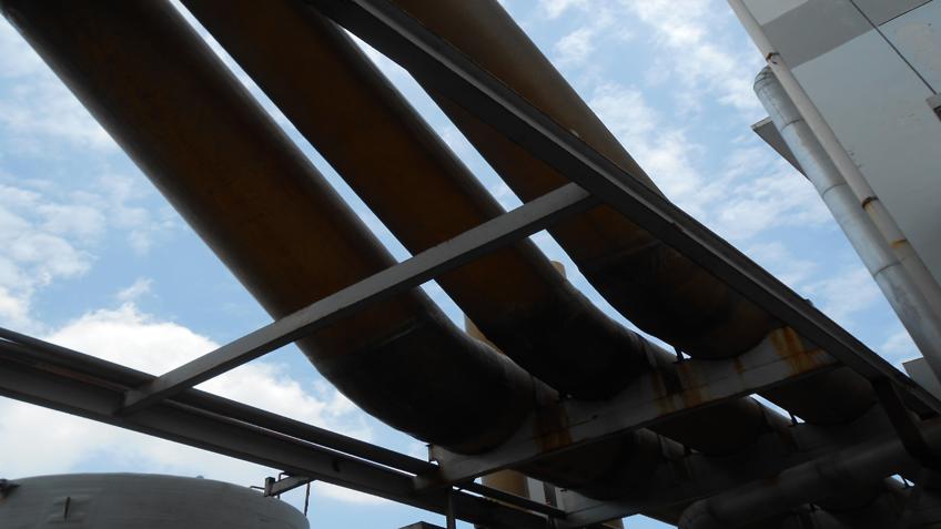 Bọc phủ composite ống dẫn